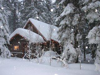 Charming Tahoma Cabin