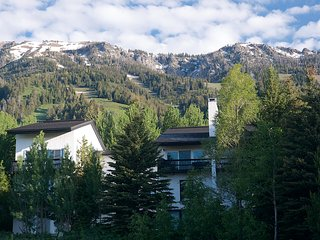 Four Seasons Condo, Teton Village