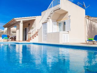 CAN CONTENT - Villa for 6 people in Playa de Muro