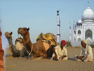 Delhi Agra Jaipur Tour Package - 4 Night 5 Days