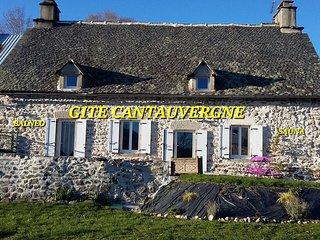 Gite avec BALNEO et SAUNA, Antignac