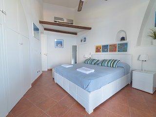 """Appartamento panoramico con vista mare """"Ponente"""", Malfa"""