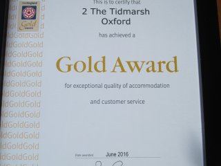 For excelling in hospitality and service:  the best of the best