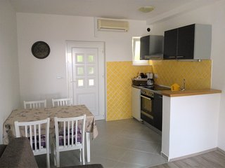 Mlini sea view apartment, 6-8 persons