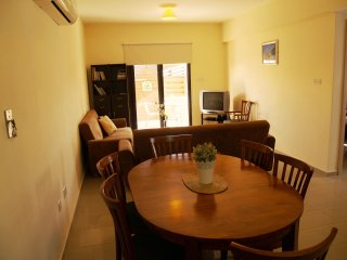 KYKLADES RESORT DPSBE01-Two Bed Apt-Pool-Tennis-Spa-Gym-Close to beach