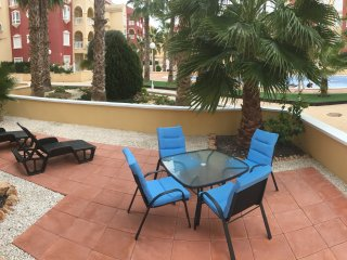 Puerto Marina , Ground floor property with garden