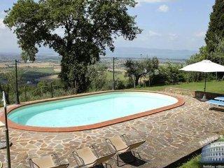 Villa in Umbria : Lake Trasimeno area Villa Glassa, Paciano
