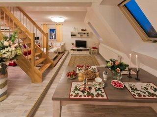 Eine sympatische Wohnung auf der schwäbischen Alb, Rosenfeld