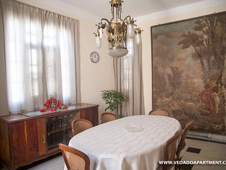 Vedado Apartment Grand Apartment well located, Havana