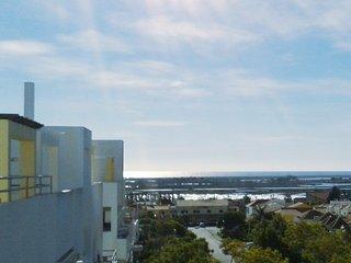 Appart. 100m2, 3chbres vue mer, grande terrasse VUE MER, WIFI, CLIM