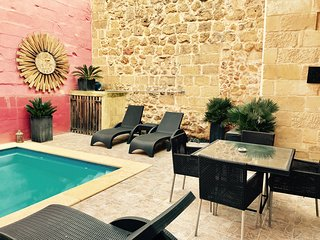 Traditional Farmhouse in a boutique style in Xaghra, Gozo