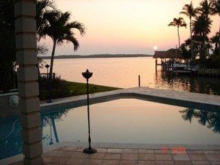 Marco Island Riverfront Best Pool