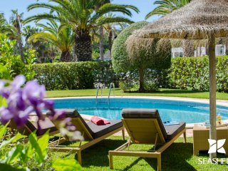 SanPedro - 2 bedroom apartment in Quinta do Lago with Private Pool and Garden