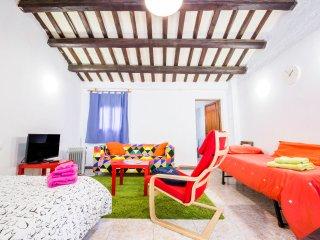 Reus Apartment 3 - Loft reformado con gran terrazza