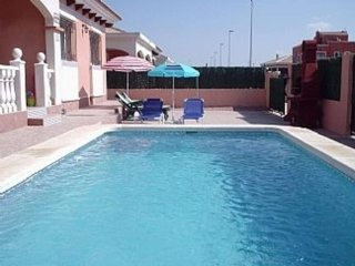 Villa with private pool, Los Montesinos