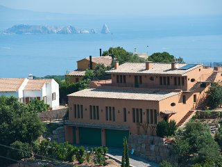 Handsome Hilltop Villa Overlooking The Sea In Medieval Begur On The Costa Brava