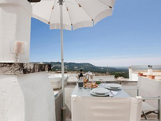 552 Romantic Apartment in the Center of Ostuni