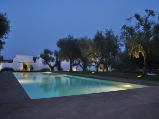 632 Trulli of Unique Design with Pool