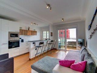 Appartement moderne a 20 metres de l'ocean et 3 minutes de la plage, La Caleta