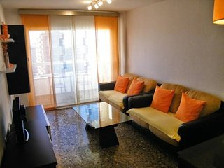 Cullera Cozy Orange Apartment 3 Bedroom Superior
