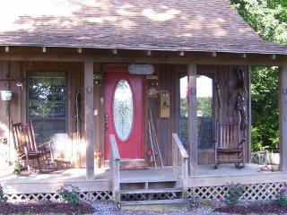 Irish Rose Cabin, Mount Ida