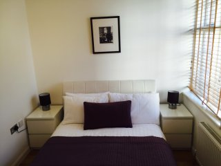 Central London large one bedroom flat in Paddington, zone 1. FT4