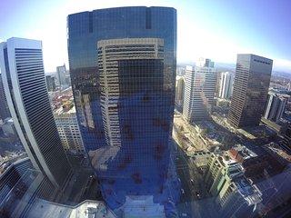 Sky Rise Apartment