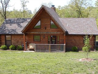 Moose Creek Cabin, Ridgedale