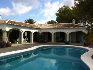 Beautiful stylish villa close the the beach of Javea