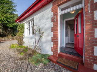 The Nurse's Cottage, Comrie, Perthshire  - Family Holiday Rental in Scotland