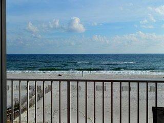 3 Bed/ 3 Bath Ocean Front Condo - Gulf Shores