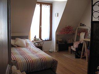 Chambre de bonne Paris Bastille