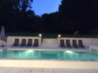 Petite Foret, villa, private pool, near Bergerac, Dordogne, Vergt