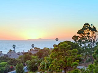 Malibu Beach Ocean View House-1 Min To Beach