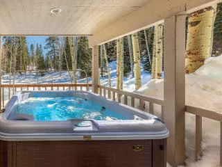 Enjoy our Brand new Hot Tub!
