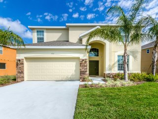 6 Br 5.5 Ba Watersong pool home no rear neighbors