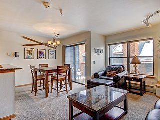 #E316: 1Br condo in the heart of Breckenridge! ~ RA140648