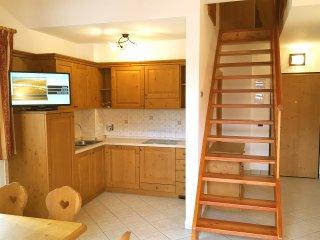 Appartamenti Villa Elisa | Bilocale su due livelli x 3/5 persone, Falcade