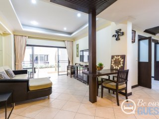 Baan Suan Lalana Jomtien TC-114 for rent in Jomtien
