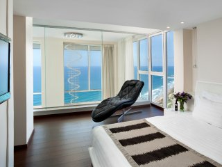 The Duplex With Ocean View, Netanya