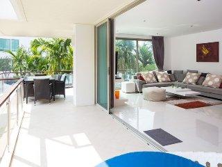 Sanctuary Wongamat C201 - seaside luxury in Wong Amat