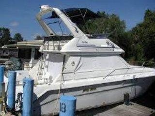 Se alquila barco en Puerto Rico