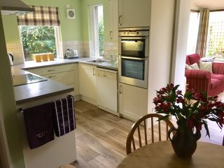 The new kitchen fitted January 2017