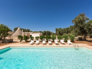 145 Trullo with Pool in San Michele Salentino