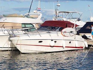 Boat accomodation in ACI marina Split