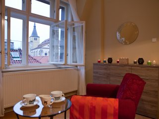 Beautiful & Sunny Flat in Old Town