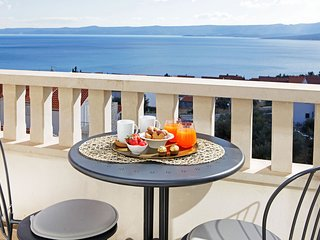 Relaxing sea view apartment ANNA 3
