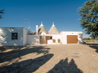 770 Trullo with Pool in Alberobello
