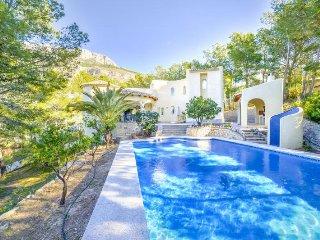 4 bedroom Villa in Altea, Valencia, Spain : ref 5336854