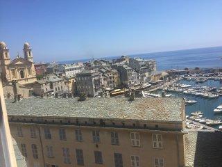 Tres bel appartement vieux port Bastia